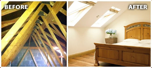 Beautiful Attic Conversions