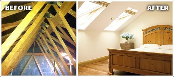 attic bedroom renovation ideas - Attic Conversions Dublin
